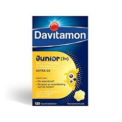 Davitamon Junior Banaan 120 Tabletten