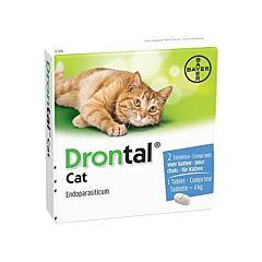 Drontal Katten Ontworming 2 Tabletten