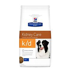 Hills Prescription Diet Kidney Care K/D Hondenvoer 2kg