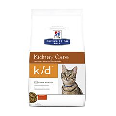 Hills Prescription Diet Kidney Care K/D Kattenvoer Kip 1,5kg