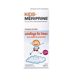 Kids-Mériprine Hoestsiroop 180ml