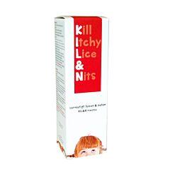 Kil&n Anti-Luizen/ Neten Mousse Shampoo 100ml