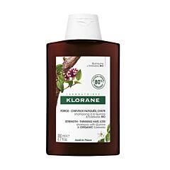Klorane Versterkende Shampoo Kinine & Edelweiss - Futloos Haar 200ml NF