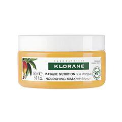 Klorane Herstellend Haarmasker Mango - Droog Haar 150ml NF