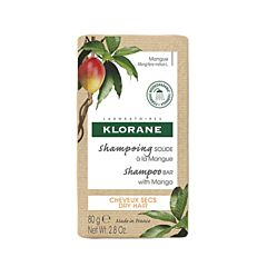 Klorane Shampoobar Mango - Droog Haar 80g