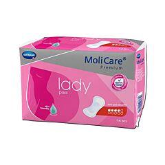 Molicare Premium Lady Pad 4 Druppels 14 Stuks