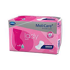 Molicare Premium Lady Pad 5 Druppels 14 Stuks