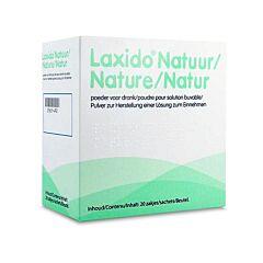 Laxido Natuur 20 Zakjes