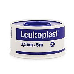 Leukoplast Waterdicht Deksel 2,5cm x 5m 1 Stuk