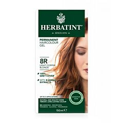 8R Permanente Haarkleuring - Licht Koper Blond 150ml