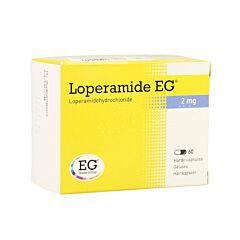 Loperamide EG 2mg 60 Capsules