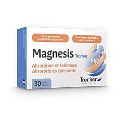 Magnesis Trenker 30 Capsules