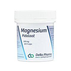 Deba Pharma Magnesium Pidolaat 500mg 60 V-Capsules