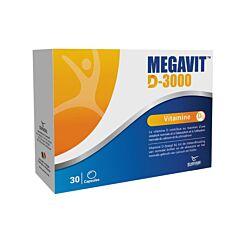 Megavit D-3000 30 Capsules