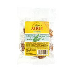Melapi Bonbons Eucalyptus/ Honing 100g