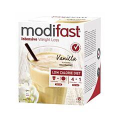 Modifast Intensive Milkshake Vanille 8x55g