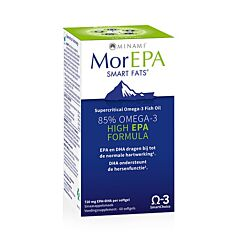 MorEPA Smart Fats 60 Softgels