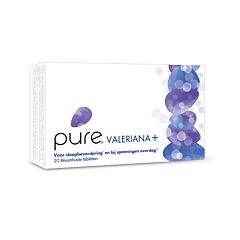 Pure Valeriana+ 20 Tabletten