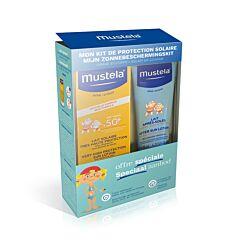 Mustela Bébé Mijn Zonnebeschermingskit Kaatje 2 Producten