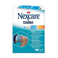 Nexcare Coldhot Therapy Pack Flexibel Gelkompres 235x110mm 1 Stuk