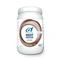 6D Sports Nutrition Night Protein Chocolade Gezouten Caramel 520g