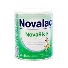 Novalac NovaRice 0-36M Poeder 800g
