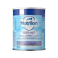 Nutrilon Pepti MCT Lactosevrij Zuigelingenvoeding Poeder 450g