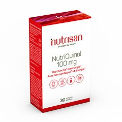 Nutrisan NutriQuinol 100mg 30 Capsules