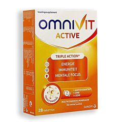 Omnivit Active 28 Tabletten