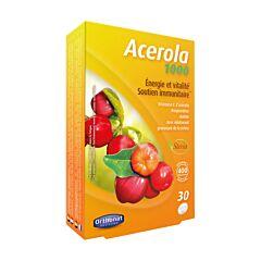 Orthonat Acerola 1000 30 Tabletten NF