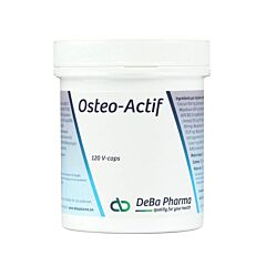 Deba Pharma Osteo Actif 120 V-Capsules