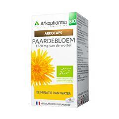 Arkocaps Paardenbloem Bio 45 Capsules NF