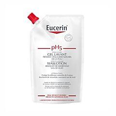 Eucerin pH5 Waslotion Navulling 400ml