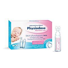 Physiodose Fysiologisch Serum Pasgeboren Kinderen 30x5ml