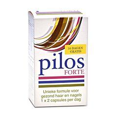 Pilos Forte 2x30 Capsules Promo 10 dagen GRATIS