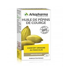 Arkocaps Pompoenpitolie Mannelijk Urinair Comfort 180 Capsules