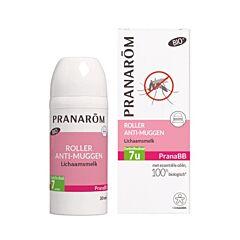 Pranarôm PranaBB Anti-Muggen Roller Bio 30ml