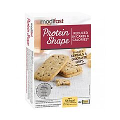 Modifast Protein Shape Koekjes Granen & Chocolade 200g