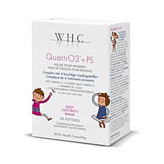 QuattrO3 + PS 60 Softcaps