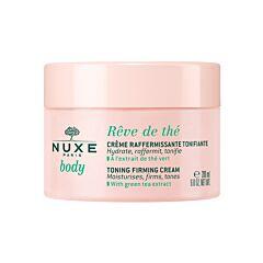Nuxe Body Rêve De Thé Tonifiërende Verstevigende Crème 200ml