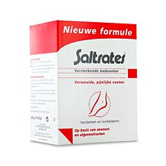 Saltrates Versterkende Badzouten Zeewier 10 Zakjes