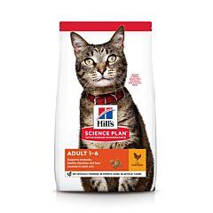 Hills Science Plan Adult Kattenvoer Kip 10kg