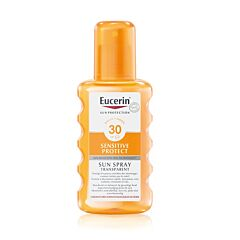Eucerin Zon Sensitive Protect Transparant Spray SPF30 200ml