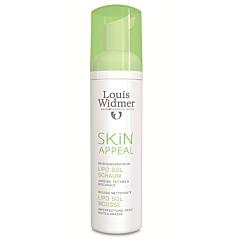 Louis Widmer Skin Appeal Lipo Sol Mousse 150ml