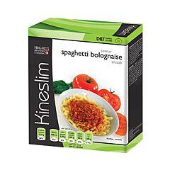 Kineslim Spaghetti Bolognaise Poeder 4 Zakjes