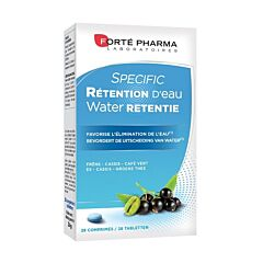 Forté Pharma Specific Waterretentie 28 Tabletten