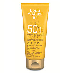 Louis Widmer Sun All Day SPF50+ Met Parfum 100ml
