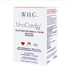 UnoCardio X2 60 Softgels