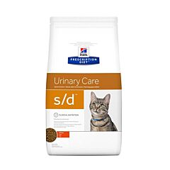 Hills Prescription Urinary Care S/D Kattenvoer Kip 1,5kg