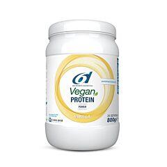 6D Sports Nutrition Vegan Protein Vanille 800g